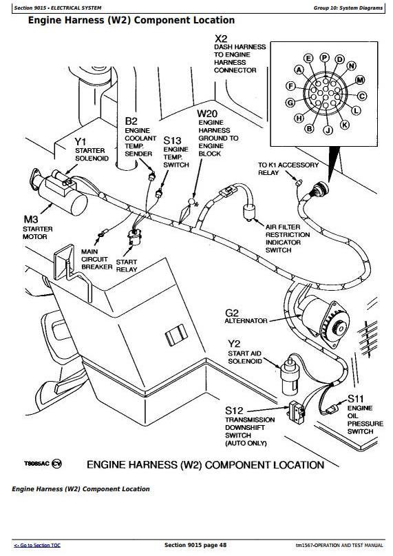 TM1567 - John Deere 762B Scraper (SN.791764-) Diagnostic, Operation and Test Service Manual - 3