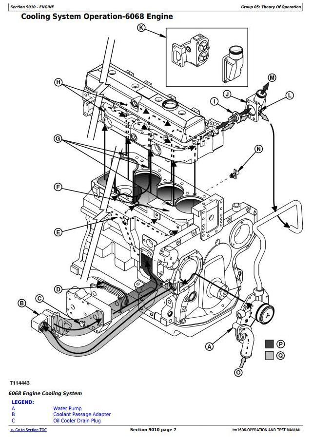 TM1606 - John Deere 670C, 670CH, 672CH, 770C, 770CH, 772CH Motor Grader Diagnostic Service Manual - 1