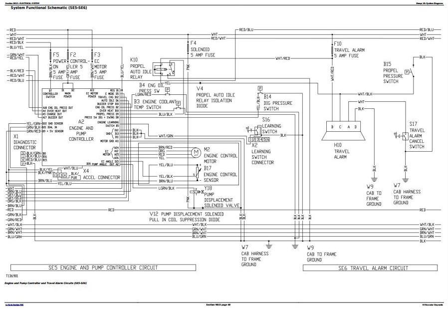 TM1655 - John Deere 80 Midi Excavator Diagnostic, Operation and Test Service Manual - 1
