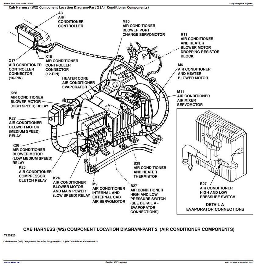 TM1671 - John Deere 450LC Excavator Diagnostic, Operation and Test Manual - 1