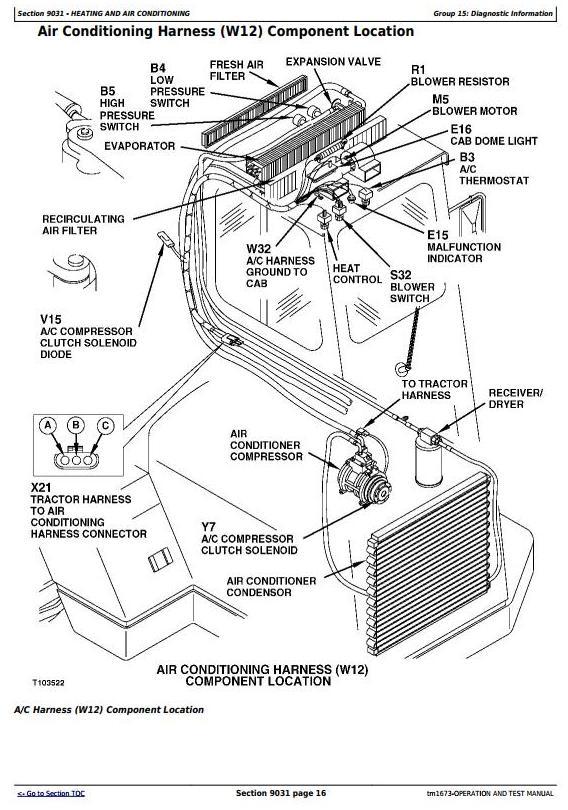 TM1673 - John Deere 762B Series II Scraper (SN. 818909-) Diagnostic, Operation & Test Service manual - 2
