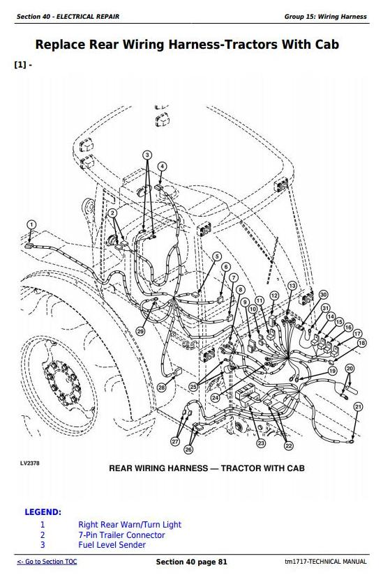 TM1717 - John Deere Tractors 5310N, 5510N (North America) All Inclusive Technical Service Manual - 3