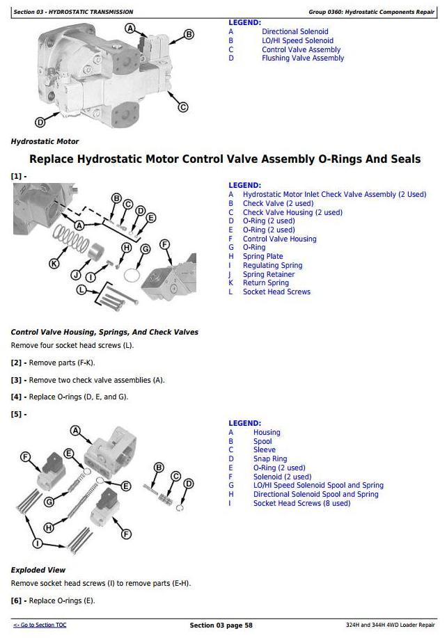 TM1746 - John Deere 324H and 344H 4WD Loaders Service Repair Technical Manual - 3