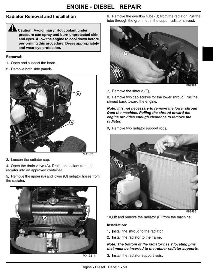 TM2074 - John Deere 2210 Compact Utility Tractors (SN. 110001-) Technical Service Manual - 1