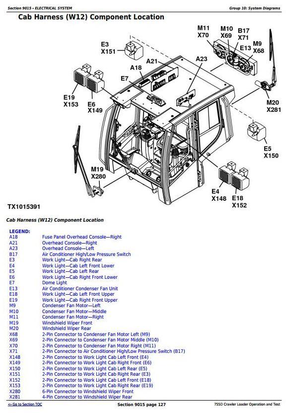 TM2366 - John Deere 755D Crawler Loader Diagnostic, Operation and Test Service Manual - 2