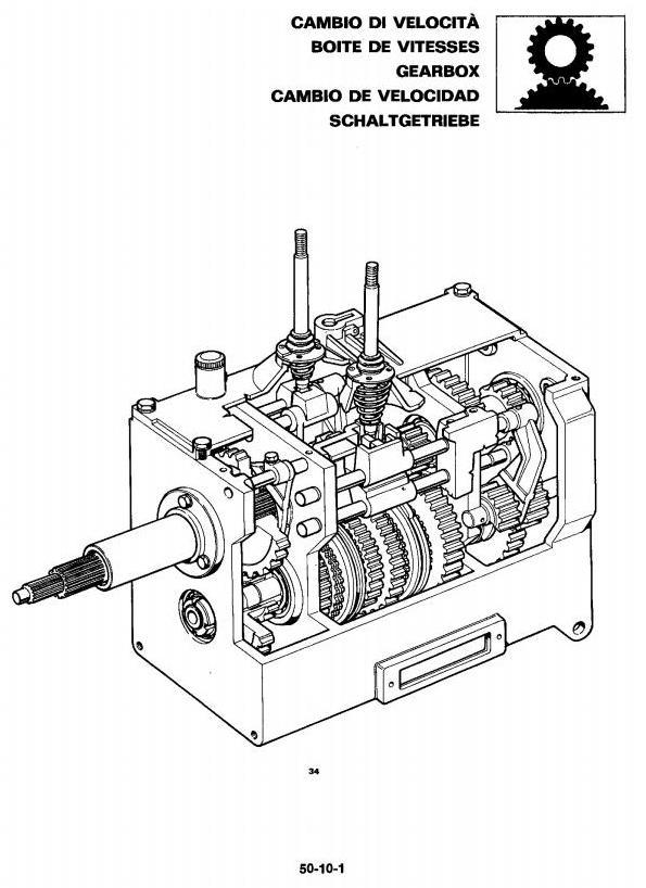 TM4481 - John Deere 1445F, 1745F, 1845F, 2345F Tractors Technical Service Manual - 2