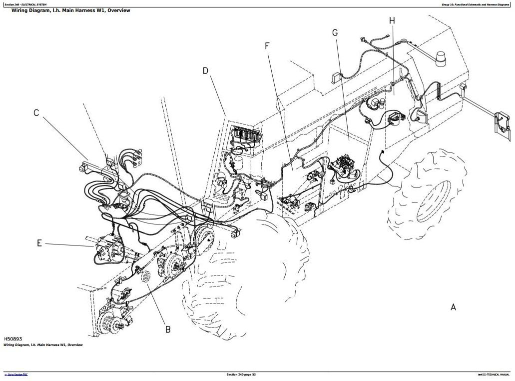 TM4521 - John Deere CTS Combines (SN. 068887-070230) Diagnostic and Tests Service Manual - 1