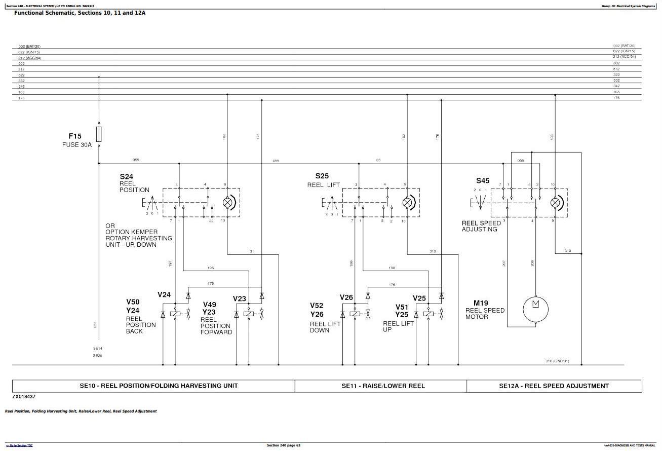 TM4631 - John Deere 6650, 6750, 6850, 6950 Self-Propelled Forage Harvester (SN.504341-) Diagnostic Manual - 3