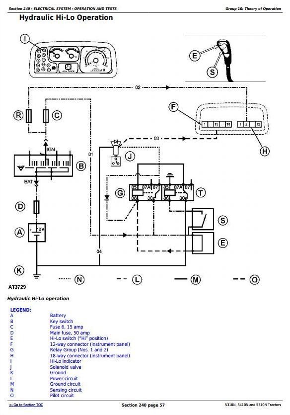 TM4772 - John Deere 5310N, 5410N and 5510N (Europe) Tractors Diagnostic and Repair Technical Manual - 2