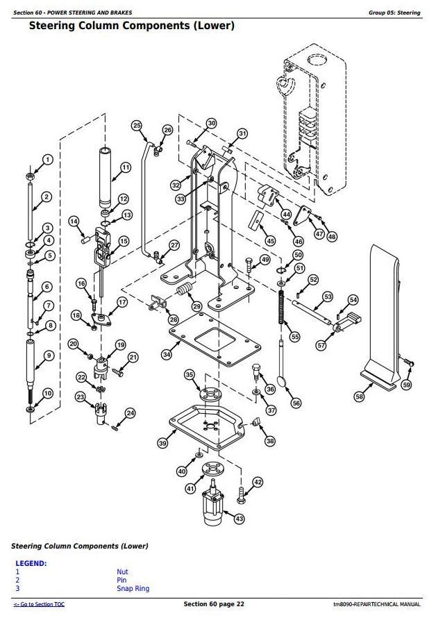 TM8090 - John Deere 9660, 9540i, 9560i, 9580i, 9640i, 9660i, 9680i WTS, 9780i CTS Combines Repair Manual - 3