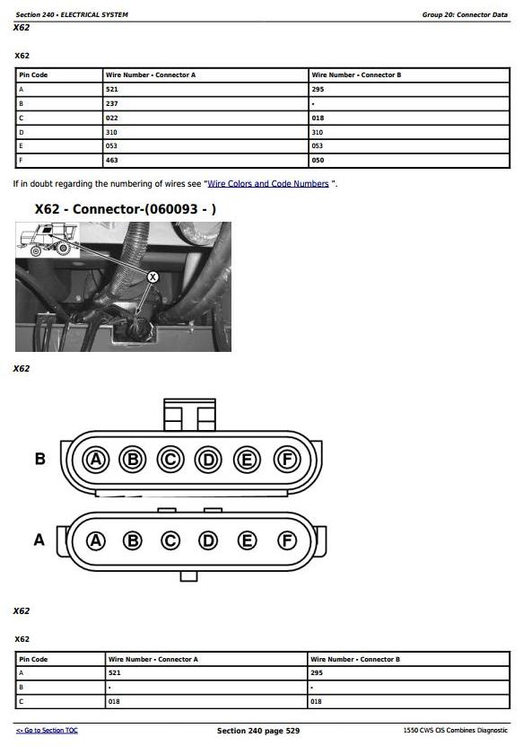 TM8243 - John Deere 1550CWS CIS Combines (S.N. from 060063) Diagnostic and Tests Service Manual - 3