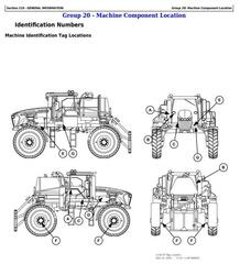 TM2230 - John Deere 4720 Self-Propelled Sprayer Diagnostic and Tests Service Manual