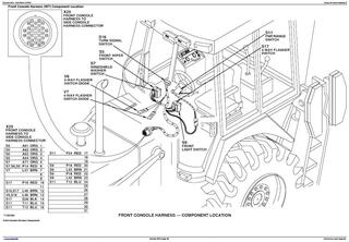 TM1610 - John Deere 410E Backhoe Loader Diagnostic, Operation and Test Service Manual