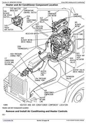 TM1812 - John Deere Bell B25C Articulated Dump Truck Service Repair Technical Manual