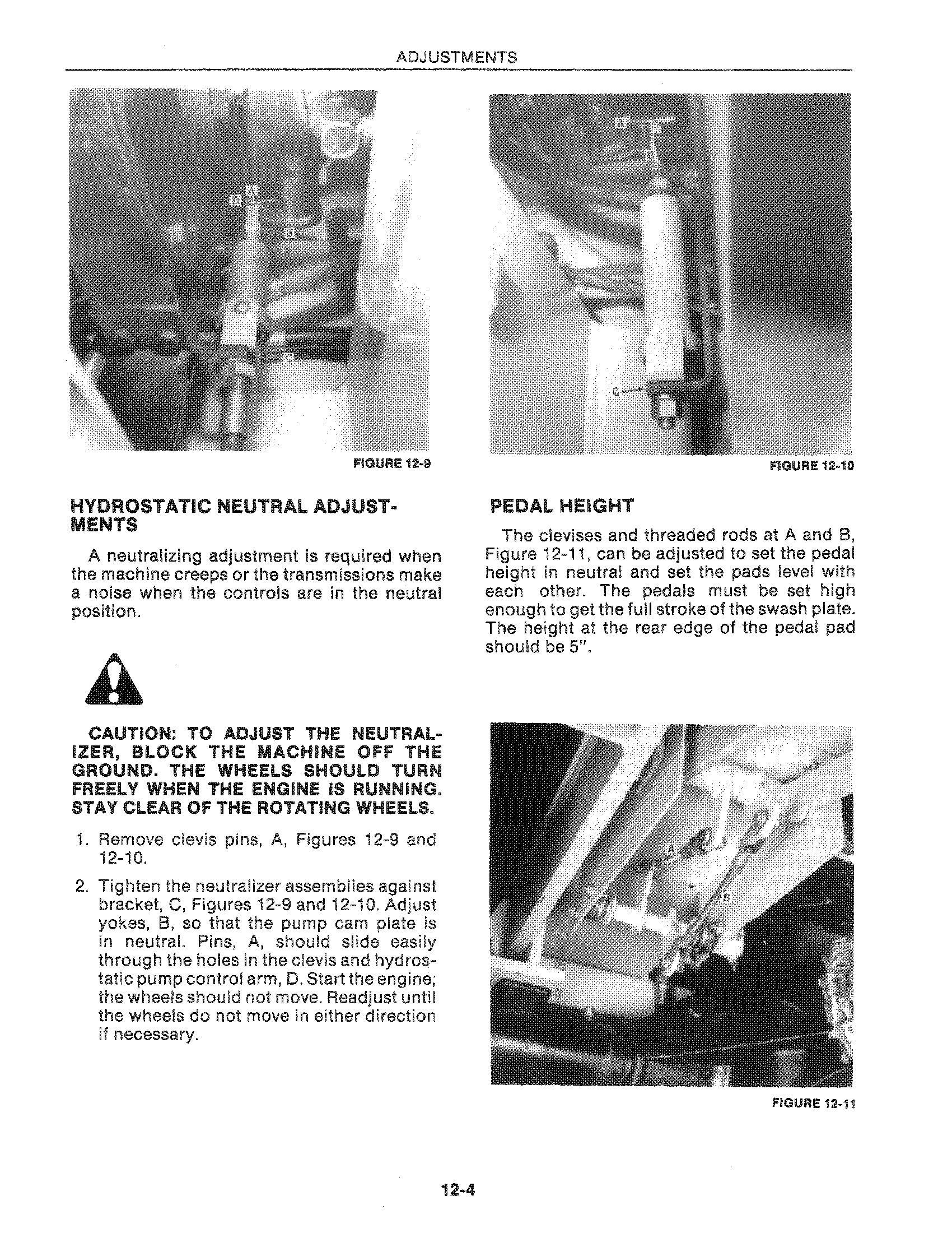 New Holland LB620 Backhoe Loader Service Manual - 2