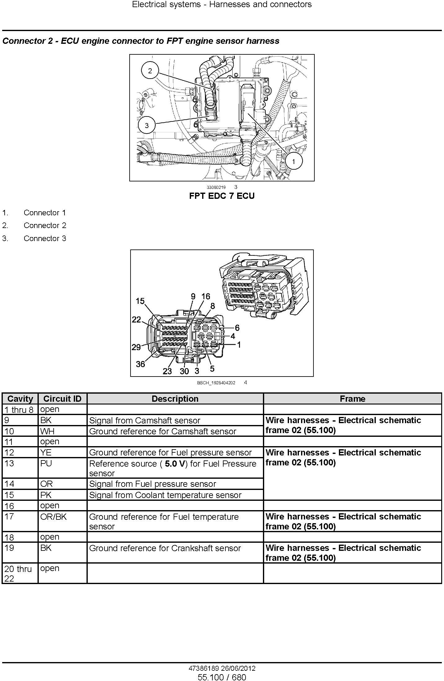 New Holland T8.275, T8.300, T8.330, T8.360, T8.390 (PIN. ZBRC07000 and after) Tractor Service Manual - 3