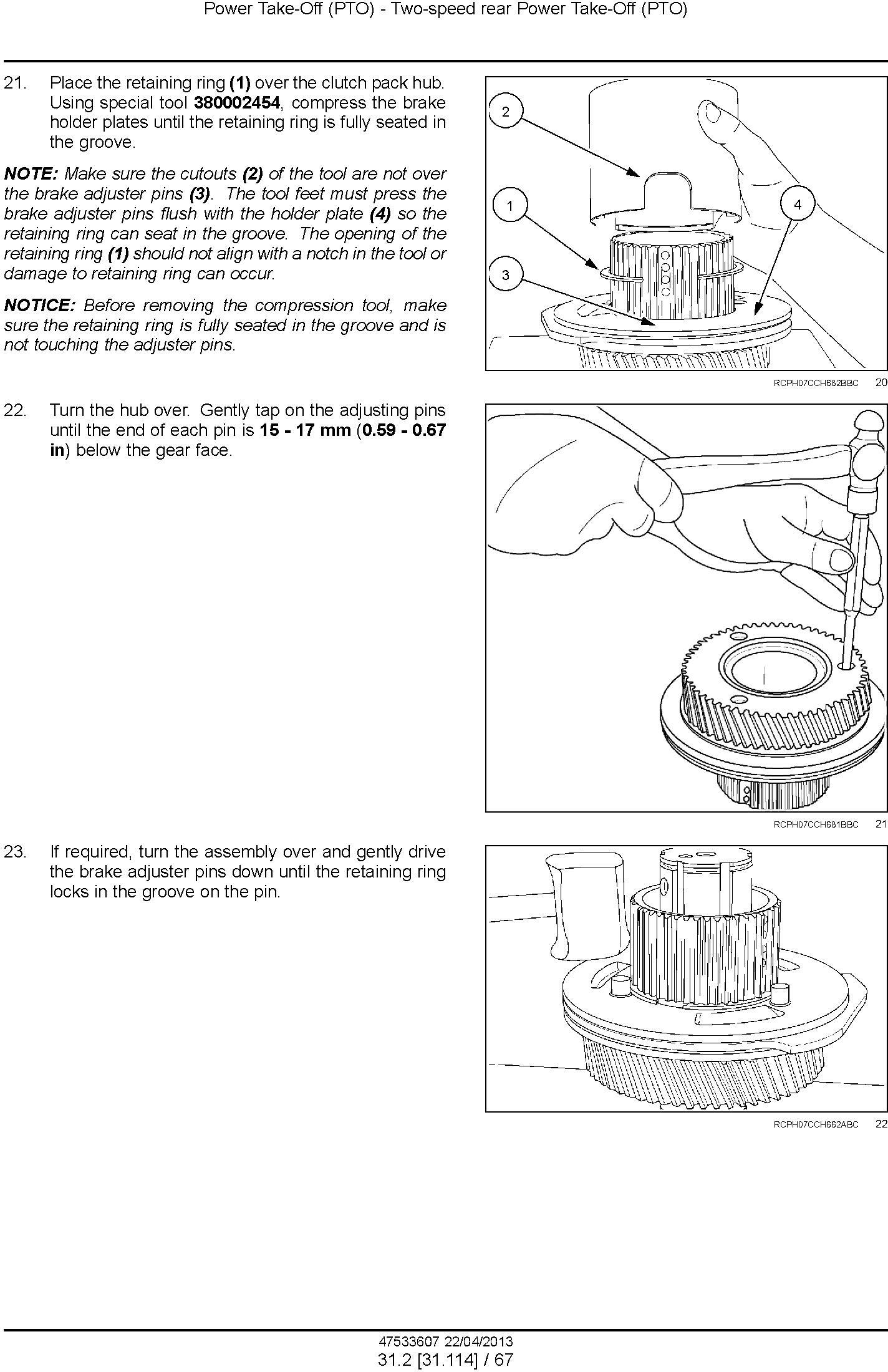 New Holland T8.275, T8.300, T8.330, T8.360, T8.390 (PST) Tractor (PIN ZCRC02583-) Service Manual - 3