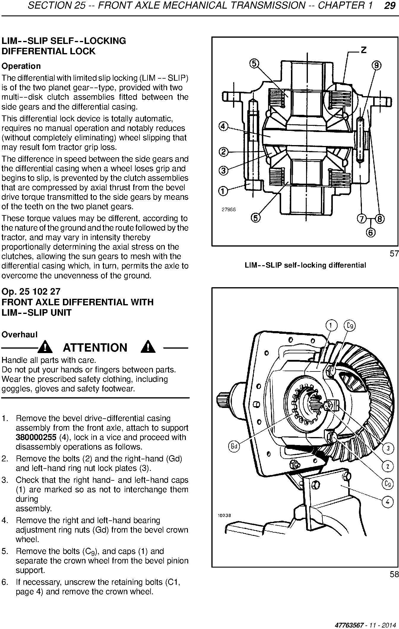 New Holland T3.50F, T3.55F, T3.66F, T3.75F Tractor Service Manual - 2