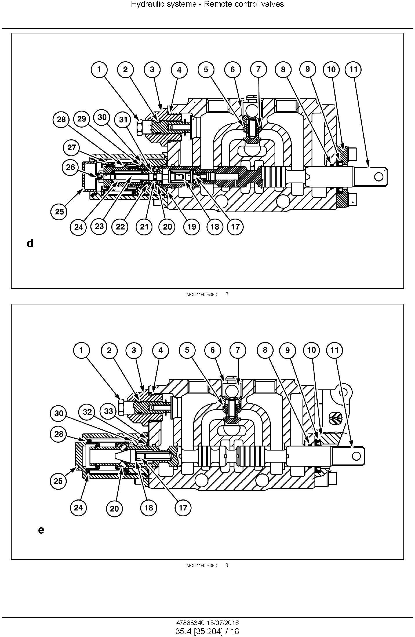 New Holland T4030F, T4040F Tractor Service Manual (Latin America) - 2