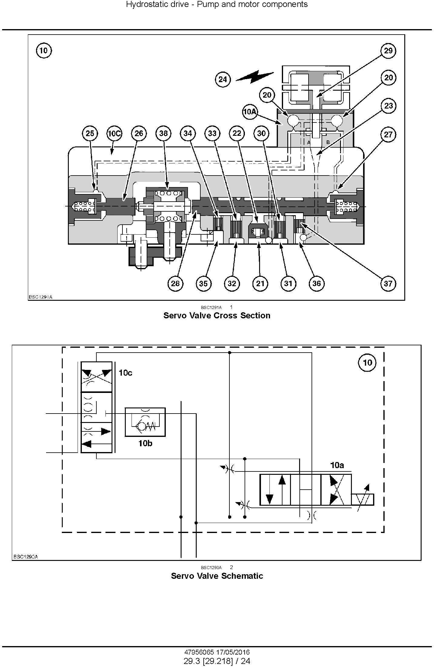New Holland CR8.90, CR9.90, CX8.90, CR10.90, CX8.80 Combine Complete Service Manual (North America) - 1