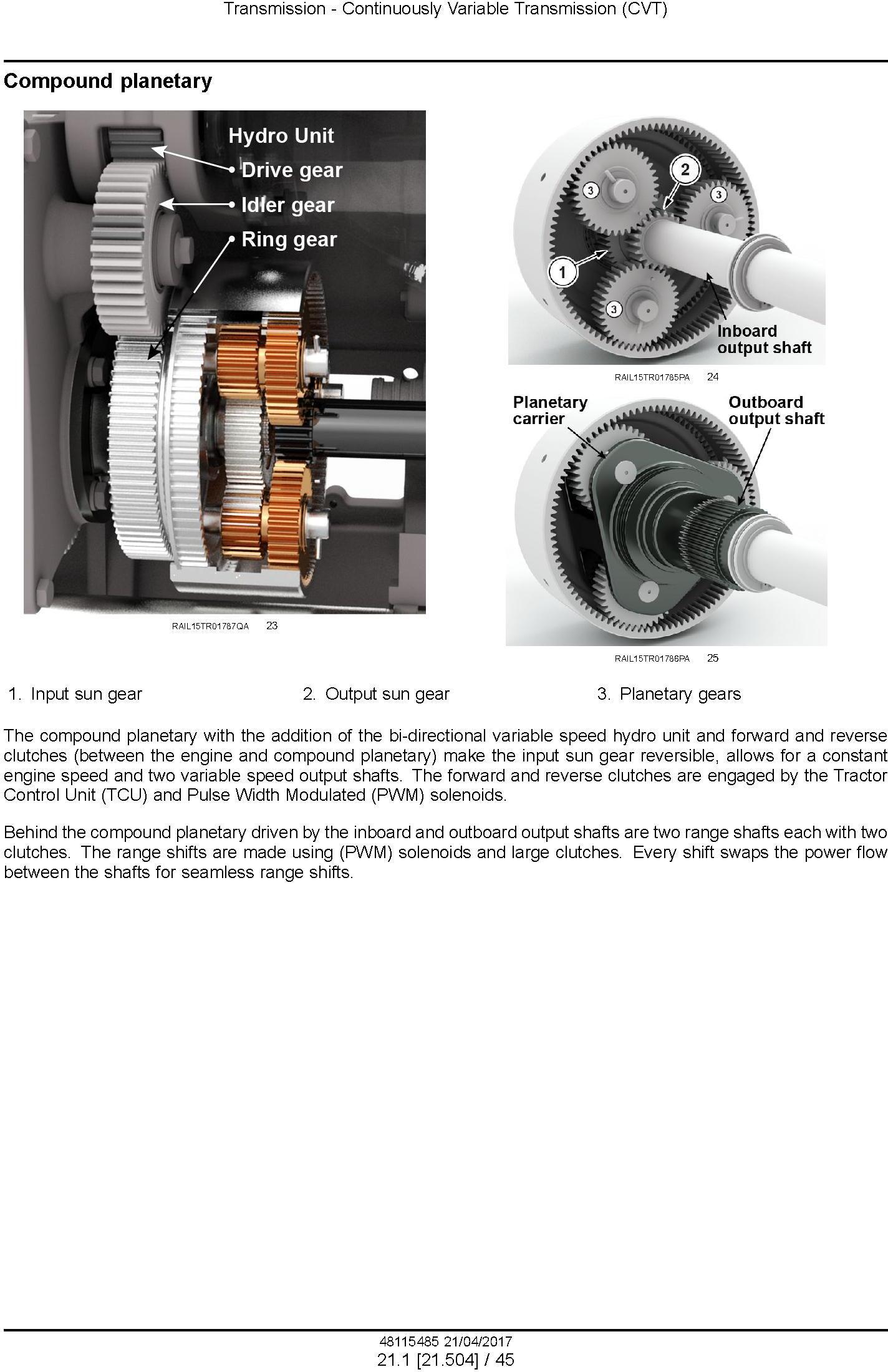 New Holland T8.320, T8.350, T8.380, T8.410, T8.435 and SmartTrax Tractors w.CVT Service Manual (EU) - 3