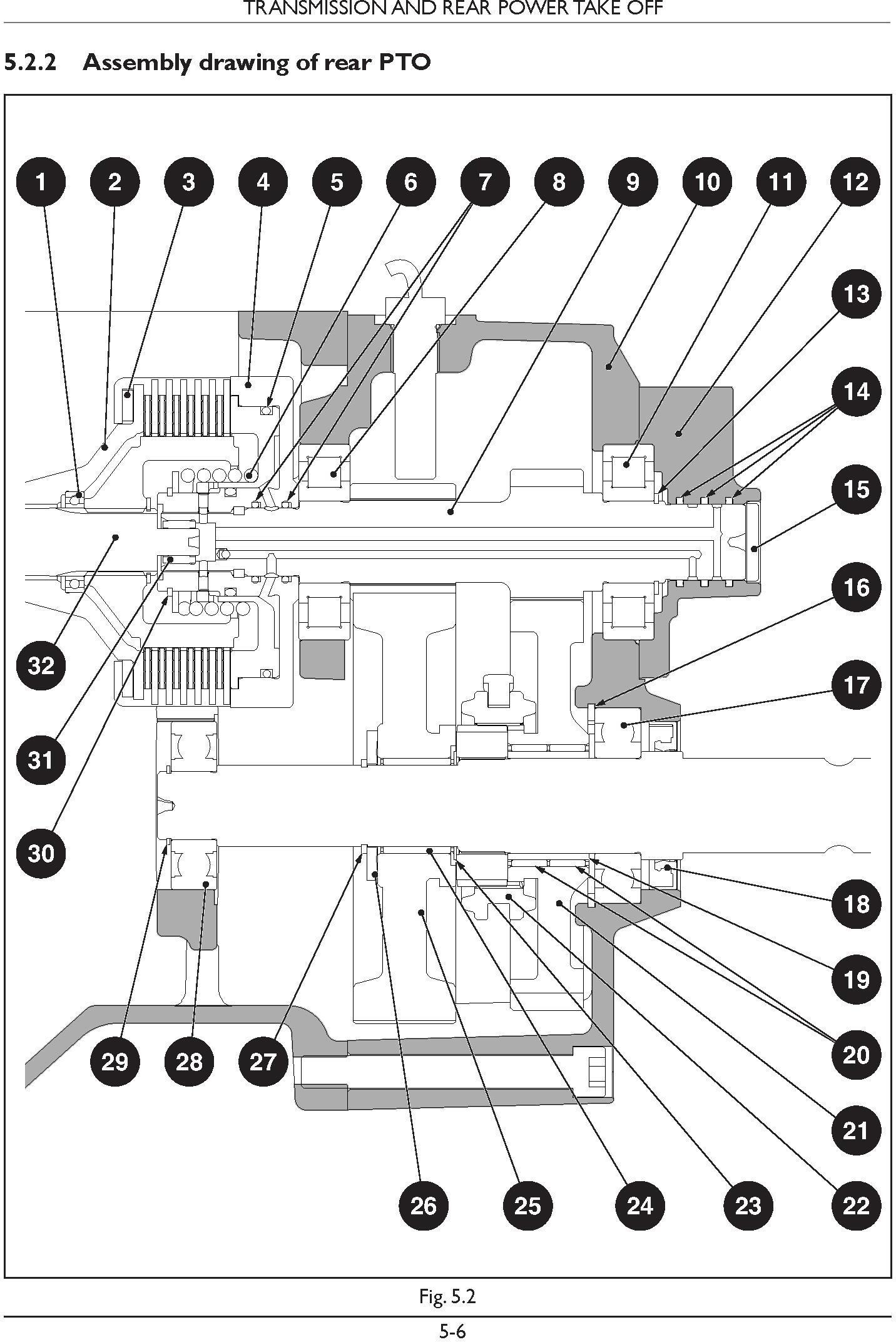 New Holland TI4.70 RS, TI4.80 RS, TI4.90 RS, TI4.100 RS Tractor Service Manual - 3
