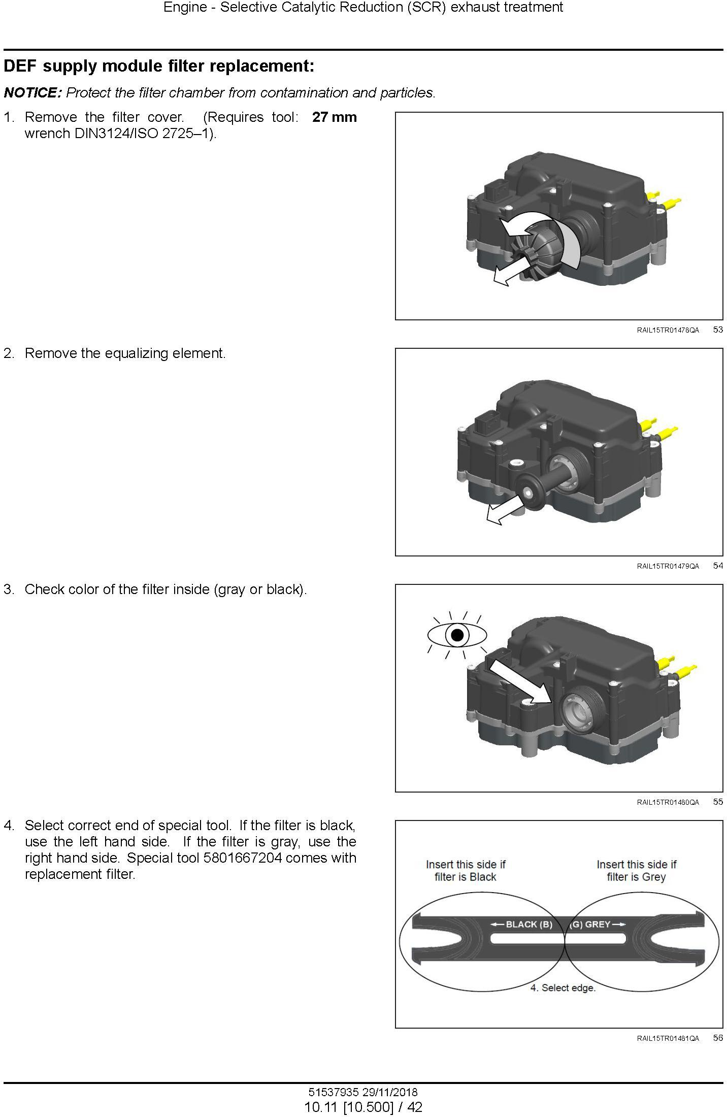 New Holland T8.320, T8.350, T8.380, T8.410 and SmartTrax PST Tier 4B Tractor Service Manual - 2