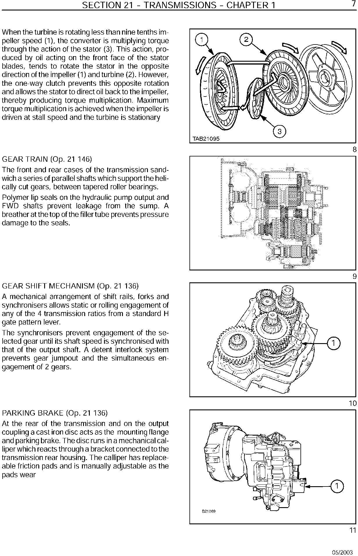New Holland LB75.B, LB90.B, LB95.B, LB110.B, LB115.B Backhoe Loader Repair Manual - 1
