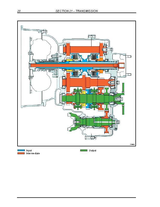New Holland B95, B95TC, B95LR, B110, B115 Backhoe Loader Service Manual - 3