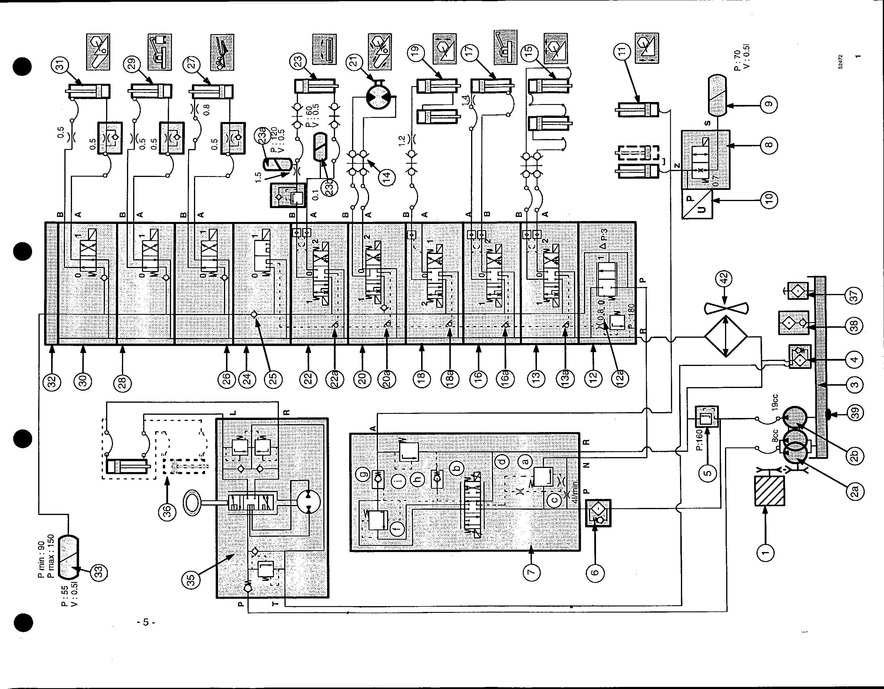 New Holland TF76, TF78 Combine Service Manual - 2