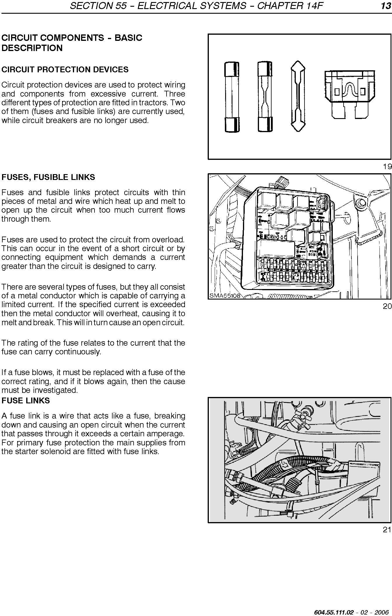 New Holland TM120, TM130, TM140, TM155, TM175, TM190 Tractor Service Manual - 3