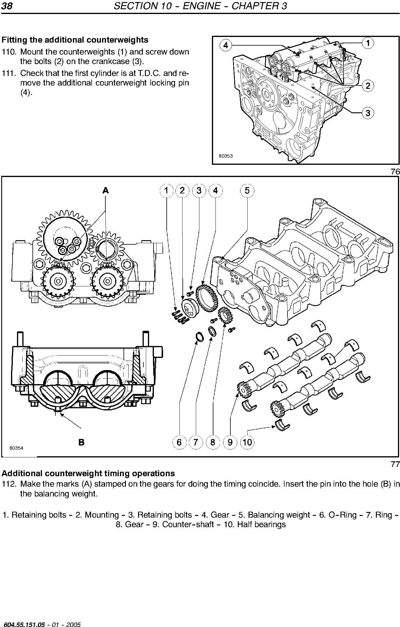 New Holland TS100A, TS110A, TS115A, TS125A, TS130A, TS135A Service Manual - 2