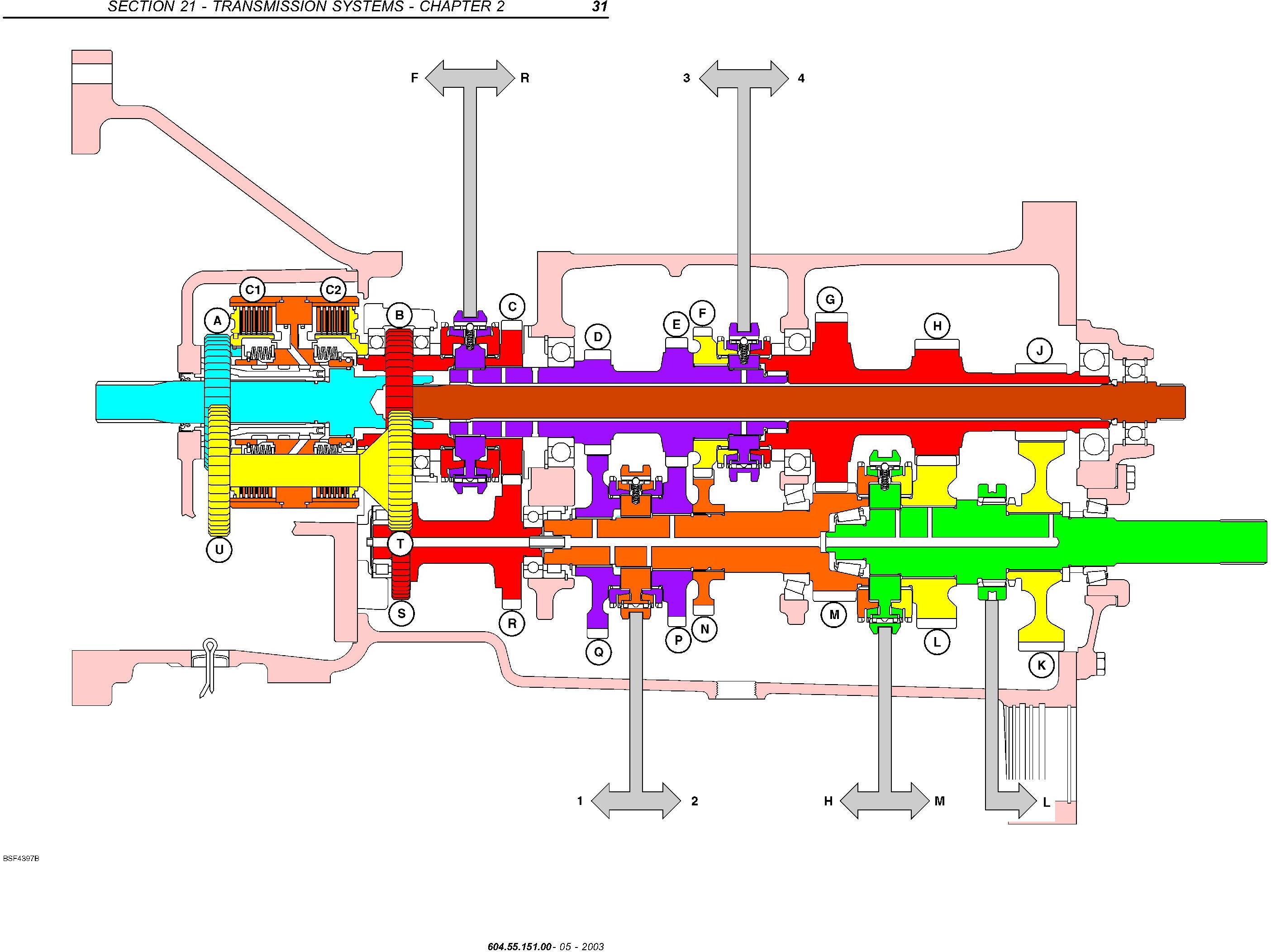 New Holland TS100A, TS110A, TS115A, TS125A, TS130A, TS135A Service Manual - 3