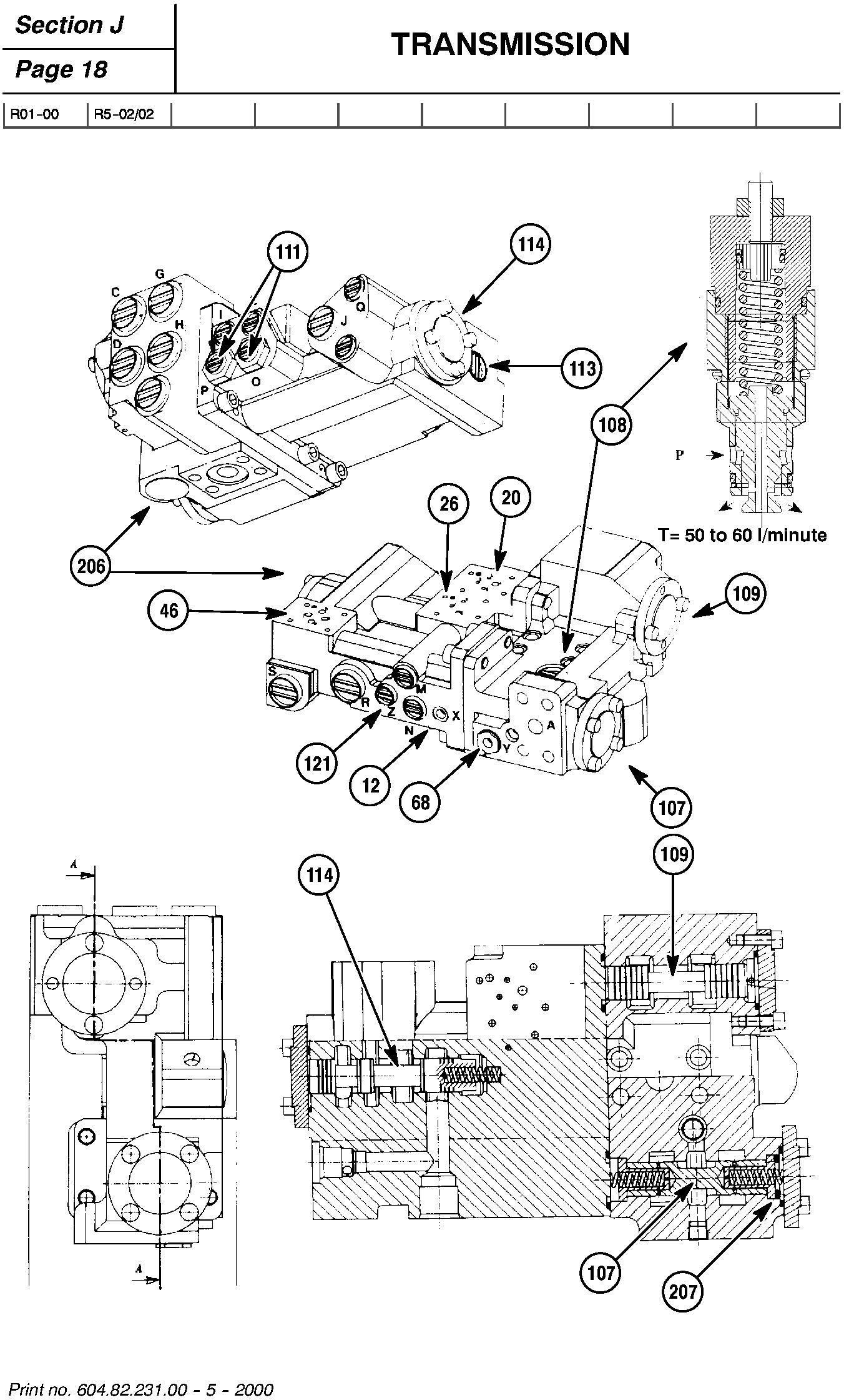 New Holland SB36, SB56, SB58, SB60, SB62, SB64 Grape Harvester Service Manual - 2