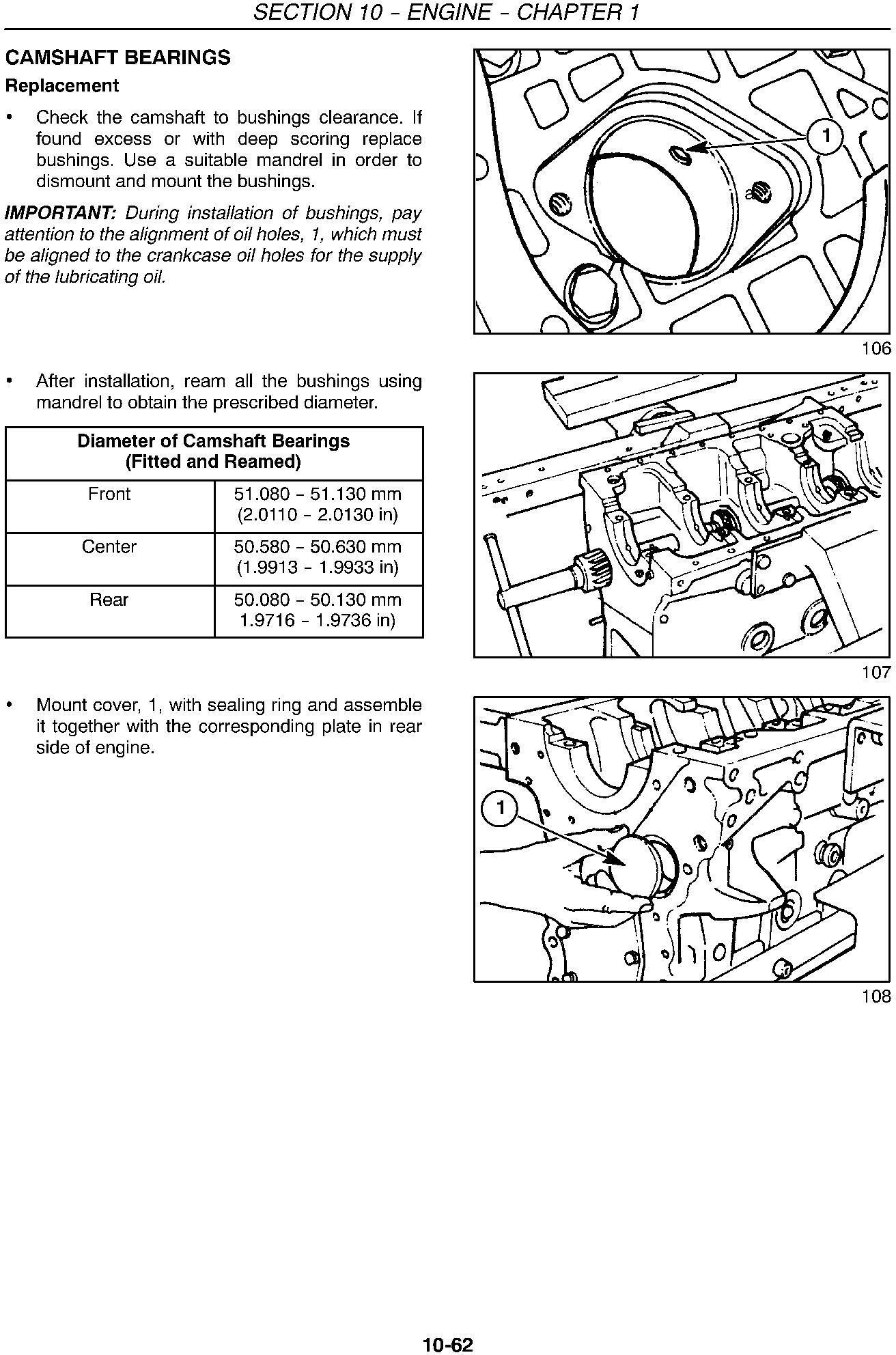 New Holland TT60A, TT75A Tractors Service Manual - 1