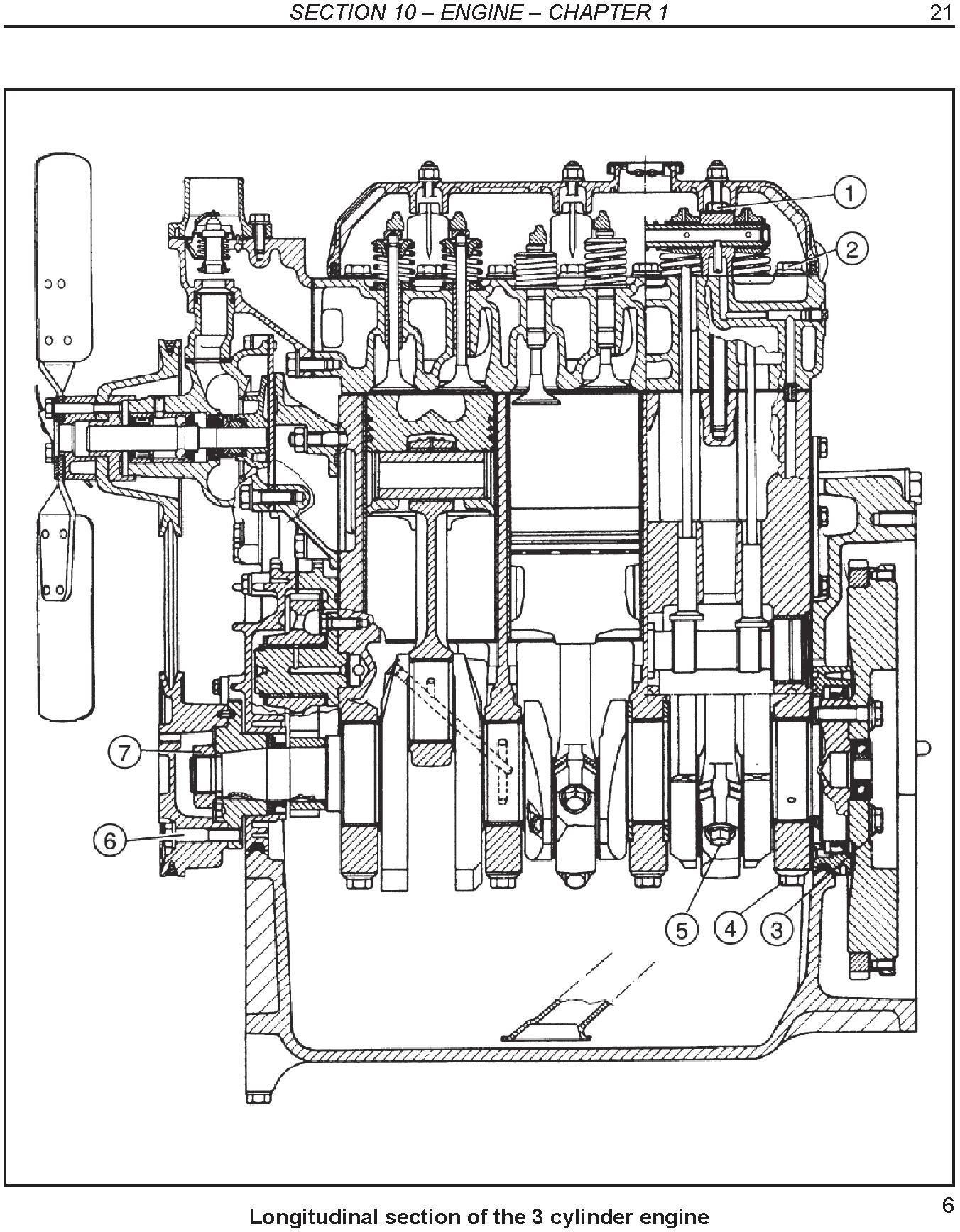 New Holland TL60E, TL75E, TL85E, TL95E MY2013 Tractor Service Manual - 1