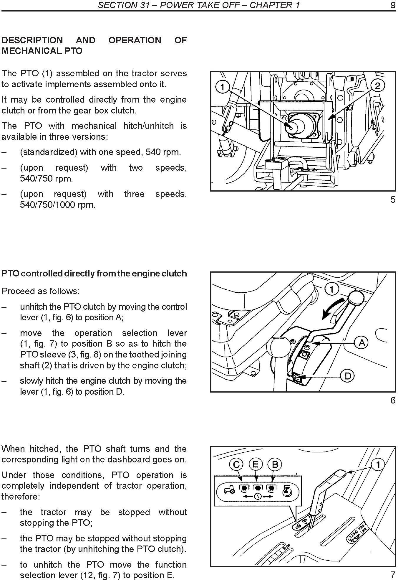 New Holland TL60E, TL75E, TL85E, TL95E MY2013 Tractor Service Manual - 3