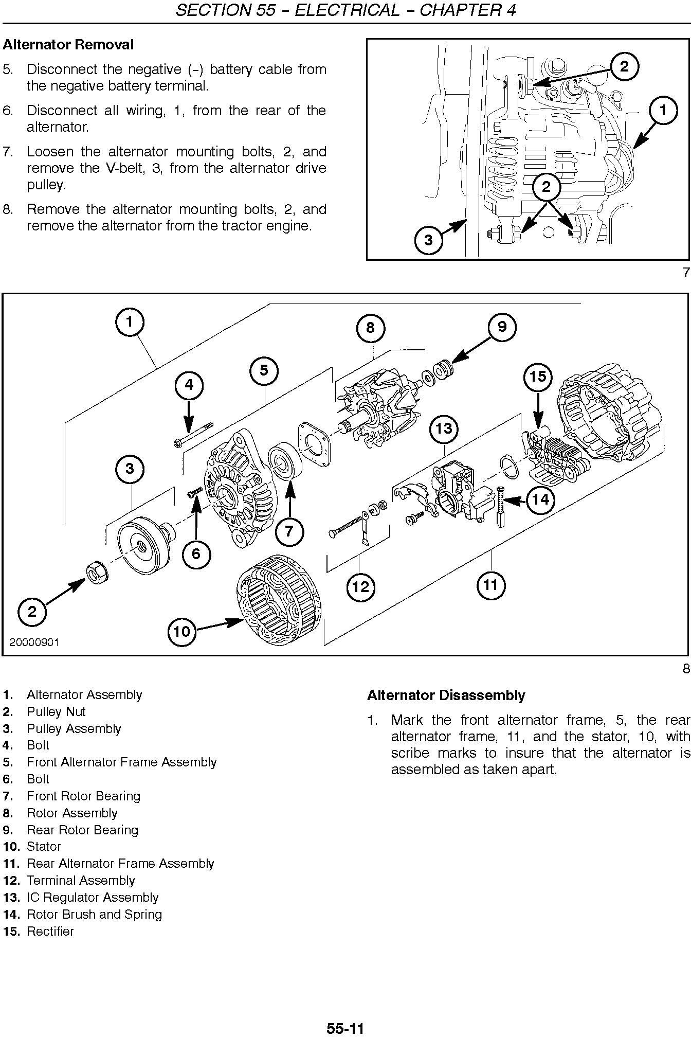 New Holland Boomer 8N Compact Tractor Service Manual - 3