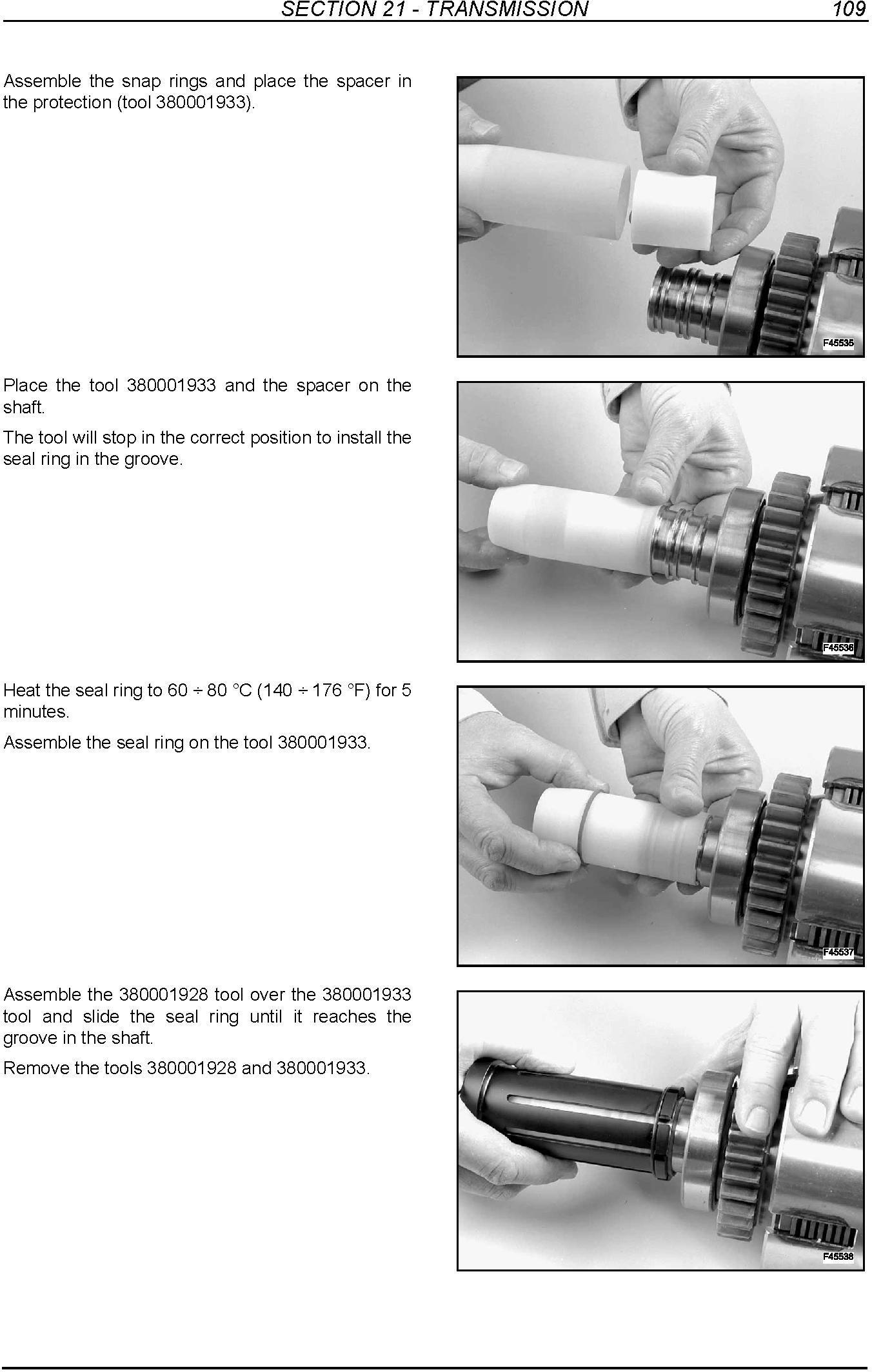 New Holland B90B /BLR, B100B /BLR, B100BTC, B110B /BTC, B115B Tier 3 Backhoe Loaders Service Manual - 2