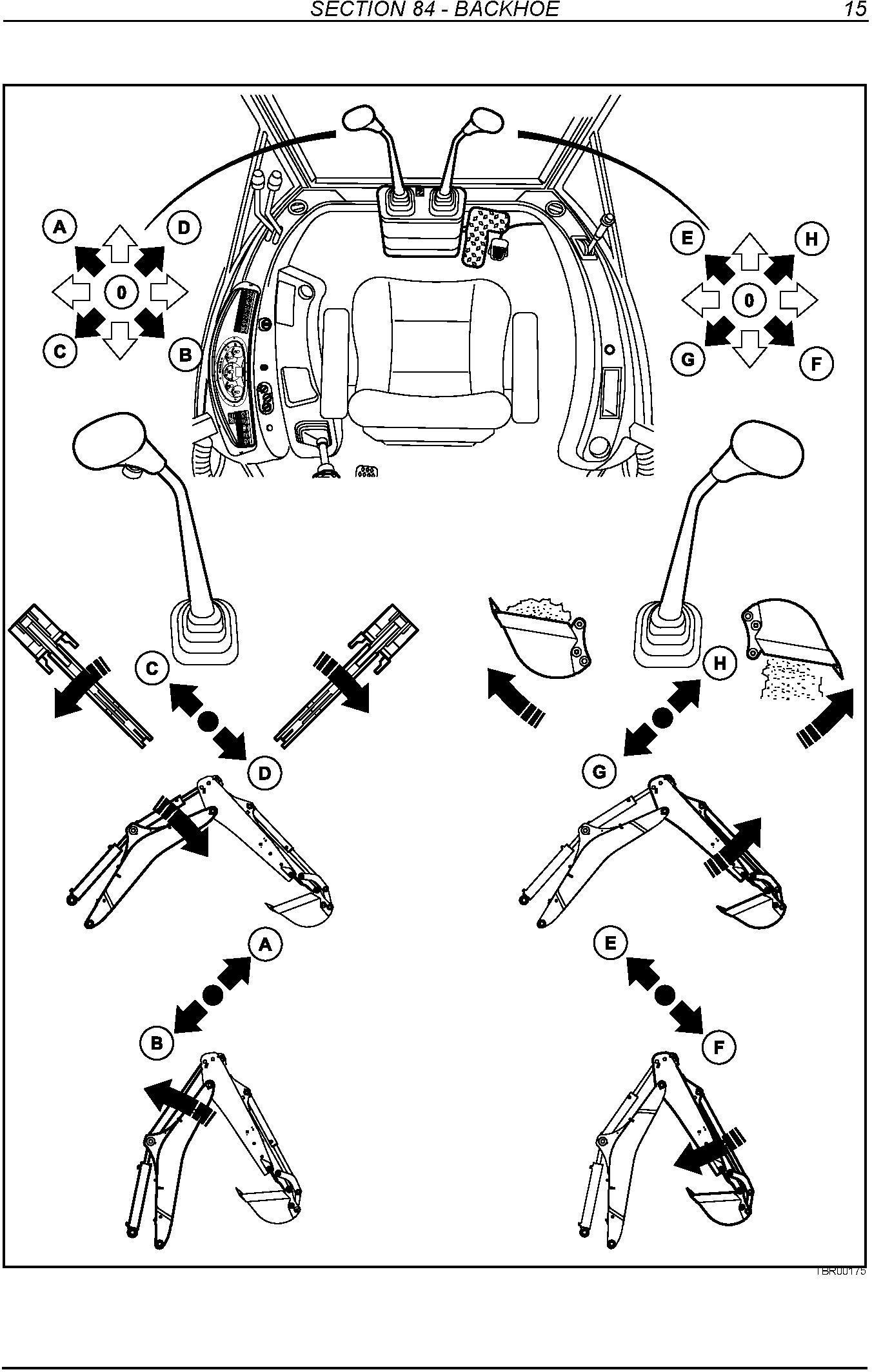 New Holland B110C, B95C, B95CLR, B95CTC Backhoe Loader Tier 4 Complete Service Manual - 2