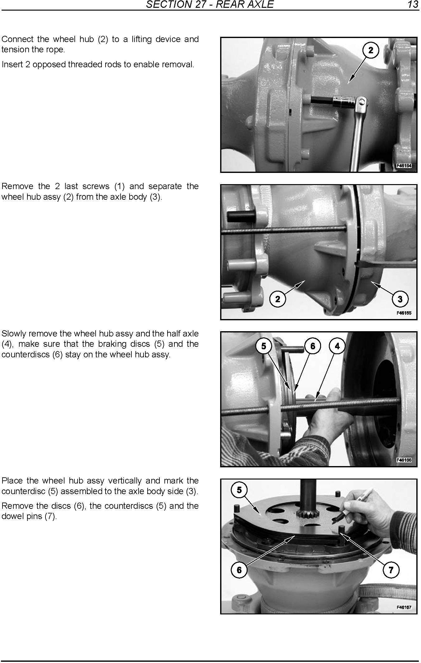 New Holland B110C, B95C, B95CLR, B95CTC Backhoe Loader Tier 4 Complete Service Manual - 3