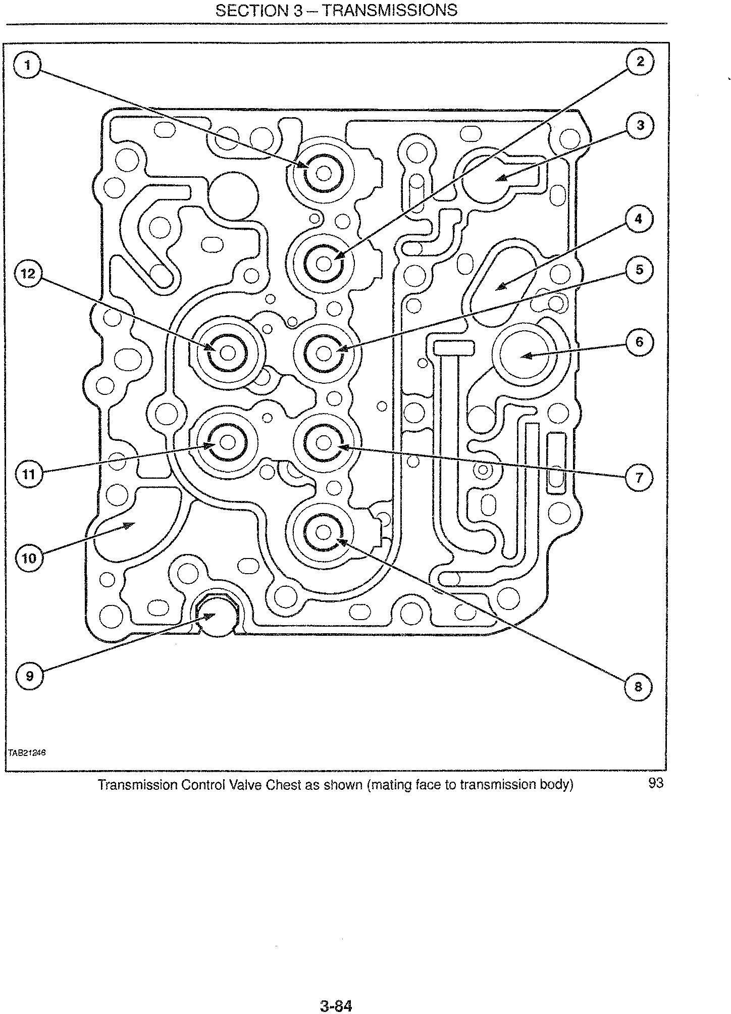 New Holland LB115 Backhoe Loader Service Manual - 3