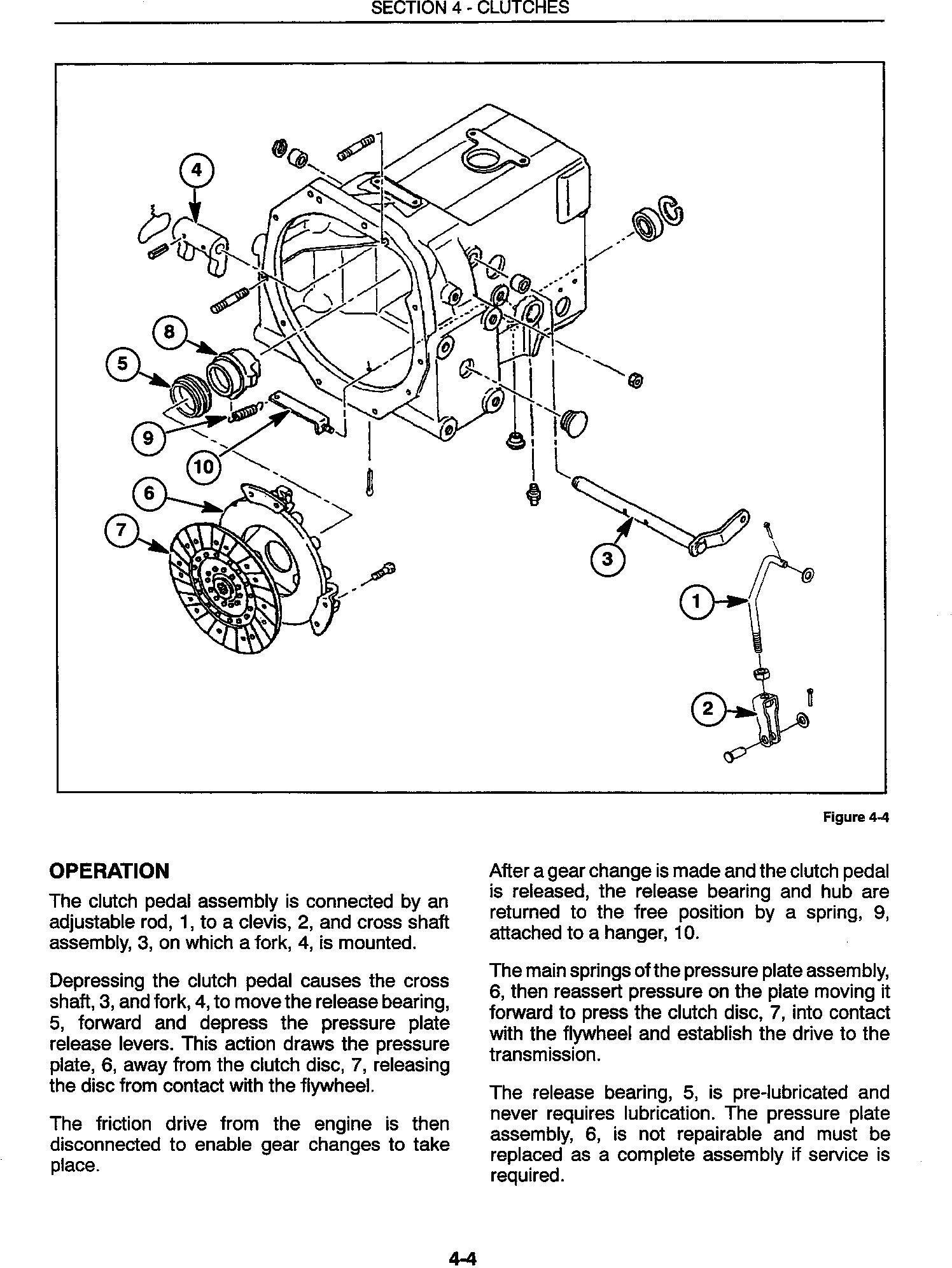 New Holland 1530, 1630, 1725, 1925, TC25, TC25D, TC29, TC29D, TC33, TC33D Tractors Service Manual - 3