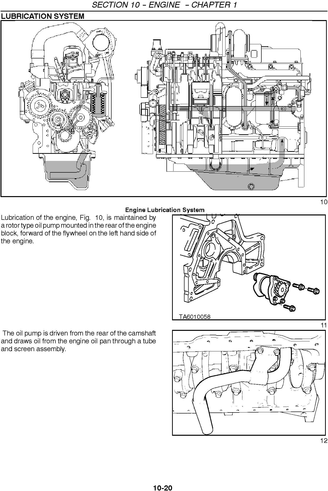 New Holland CX720, CX740, CX760, CX780, CX820, CX840, CX860, CX880 Combine Service Manual - 2