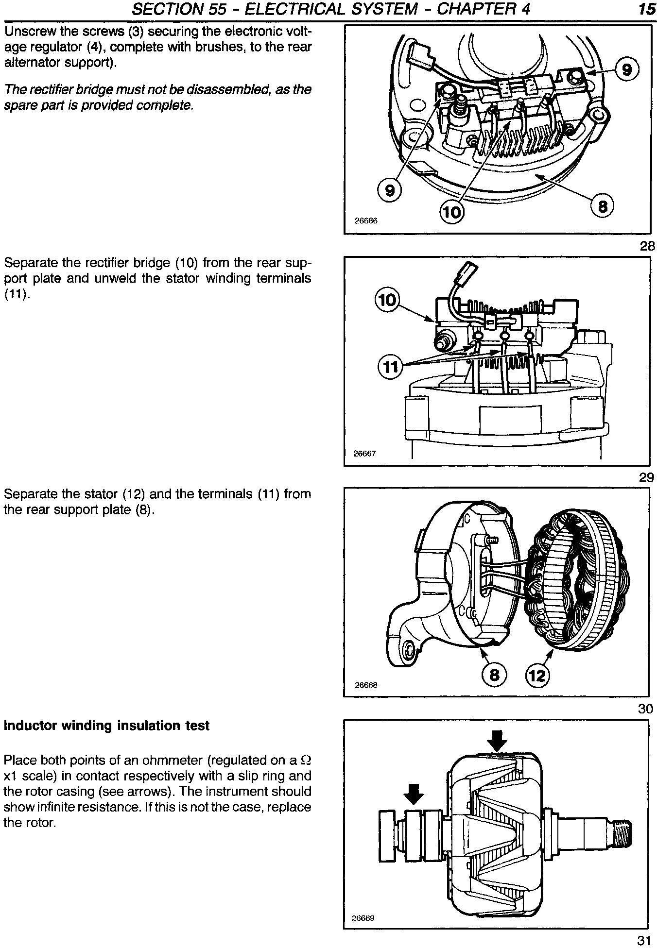New Holland TK76, TK85, TK85M Crawler Tractor Complete Service Manual - 3