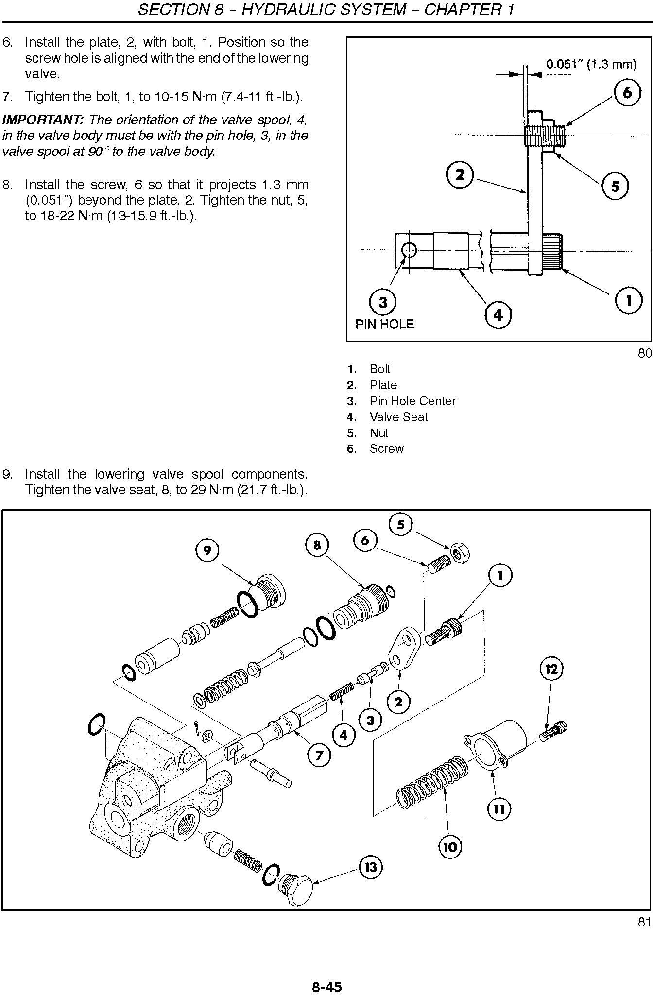 New Holland 3415 Compact Tractor Service Repair Manual - 3