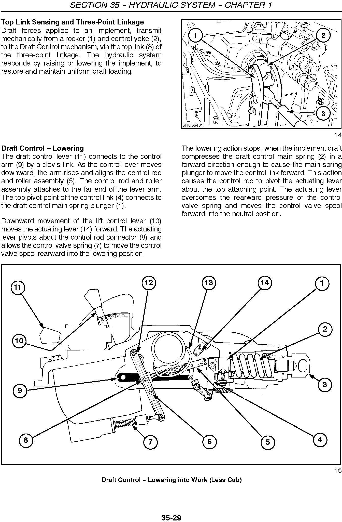 New Holland TB100, TB110, TB120, TB120 Mudder Tractor Complete Service Manual - 3