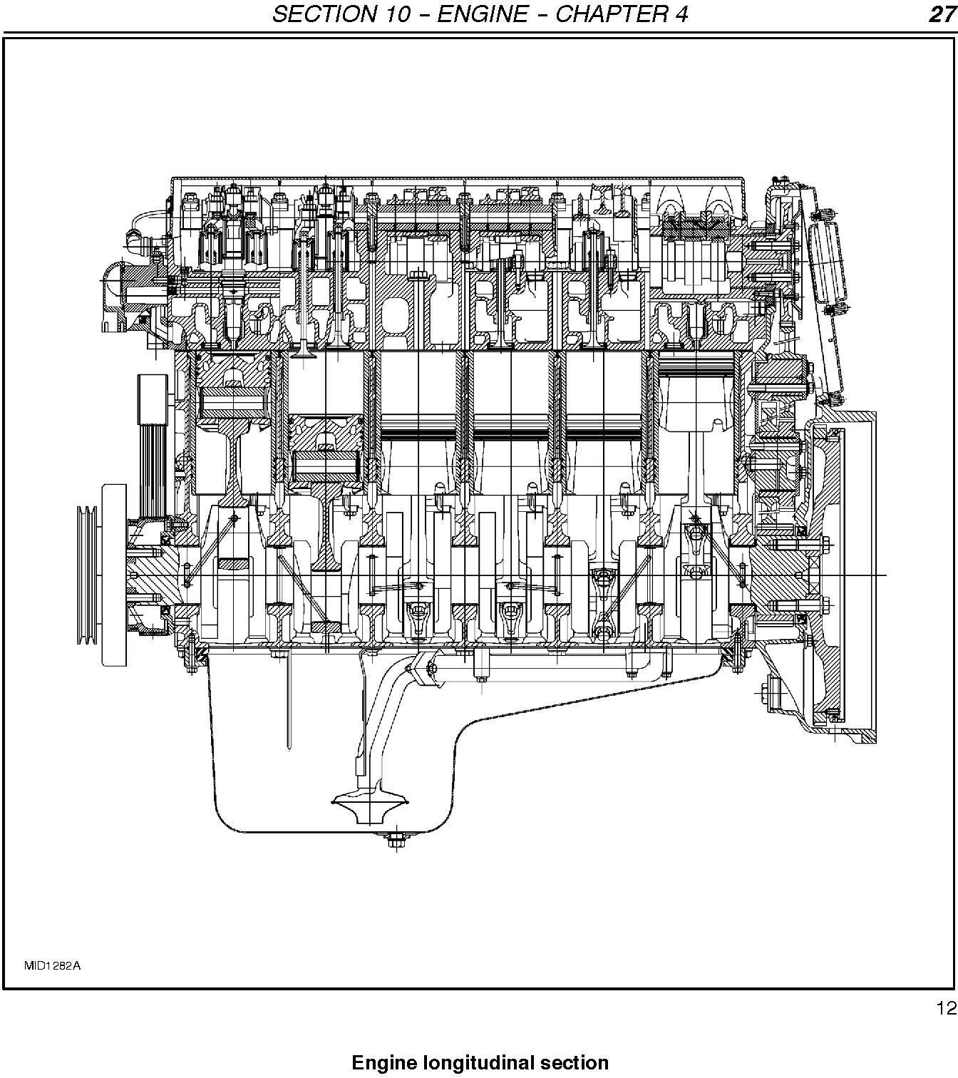 New Holland FX30 FX40 FX50 FX60 SP Forage Harvester Service Manual - 3