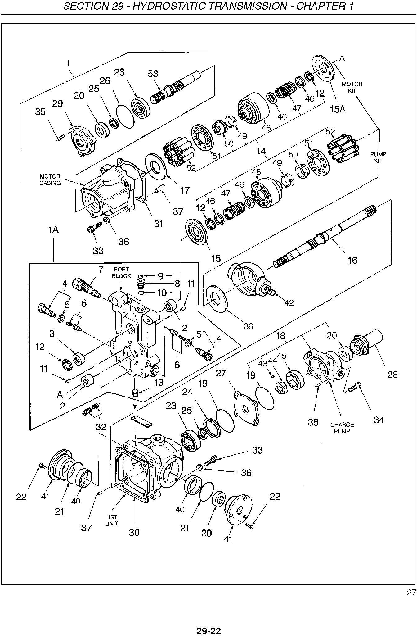 New Holland TC30 Tractor Service Manual - 2