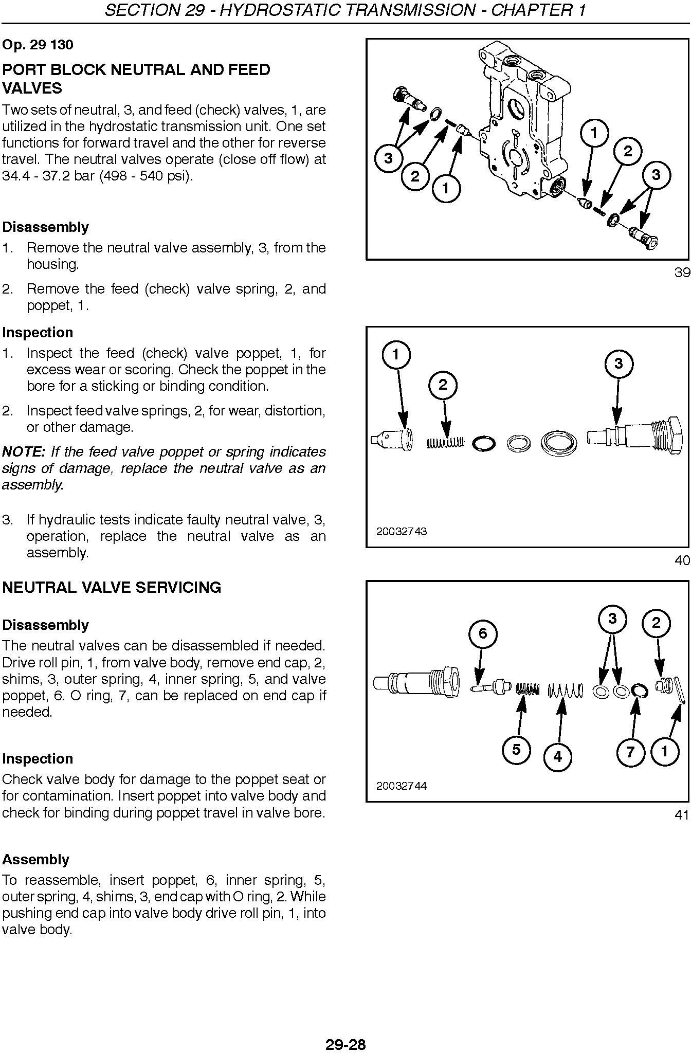 New Holland TC30 Tractor Service Manual - 3